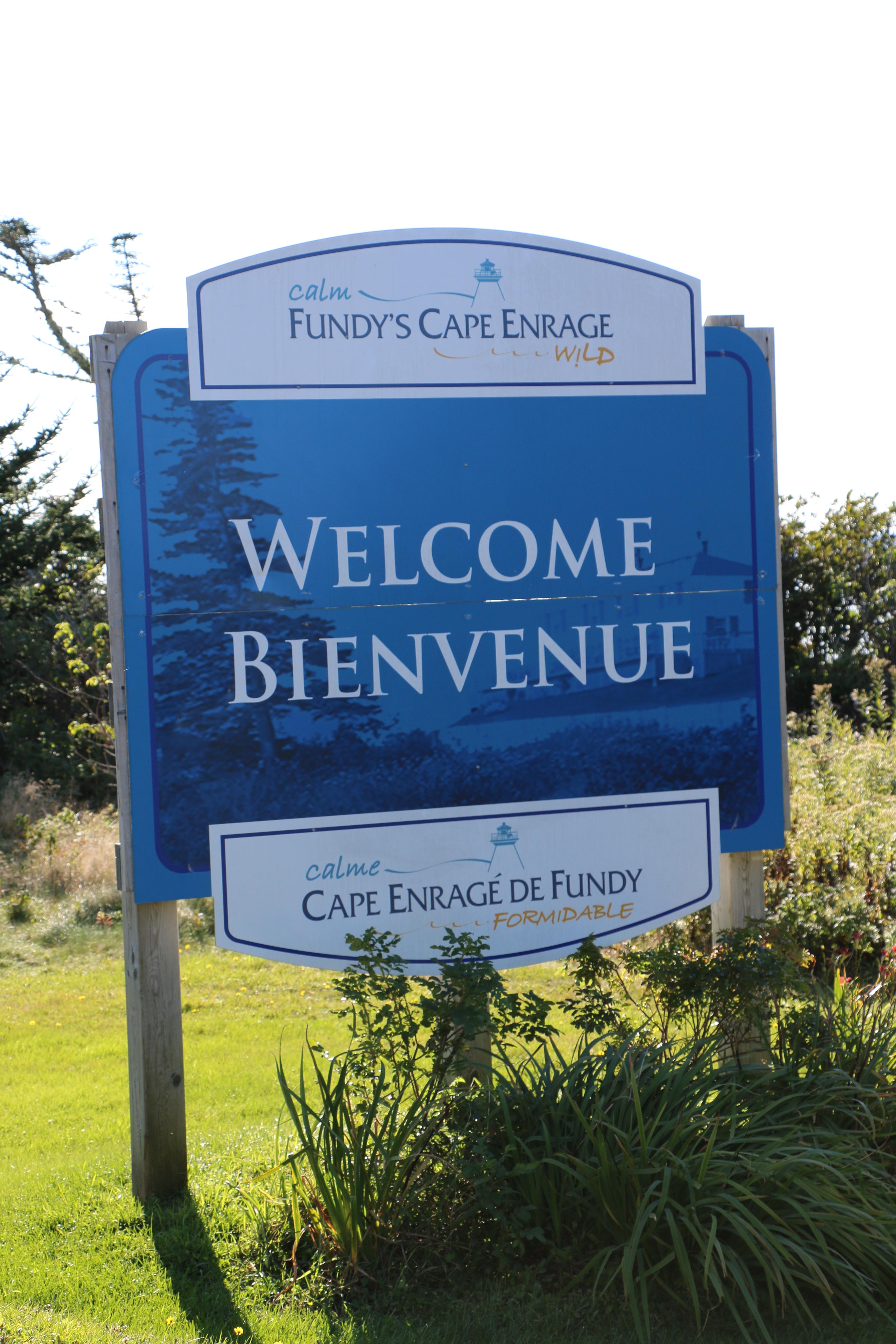 Cape Enrage / Fundy National Park