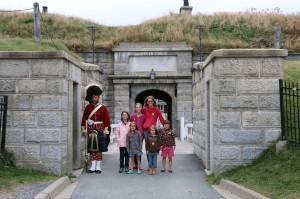 Halifax Citadel Guard