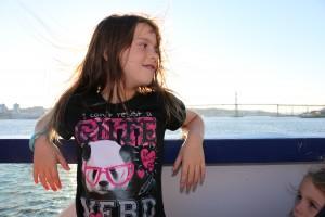 Halifax Harbour Ferry- Hailey