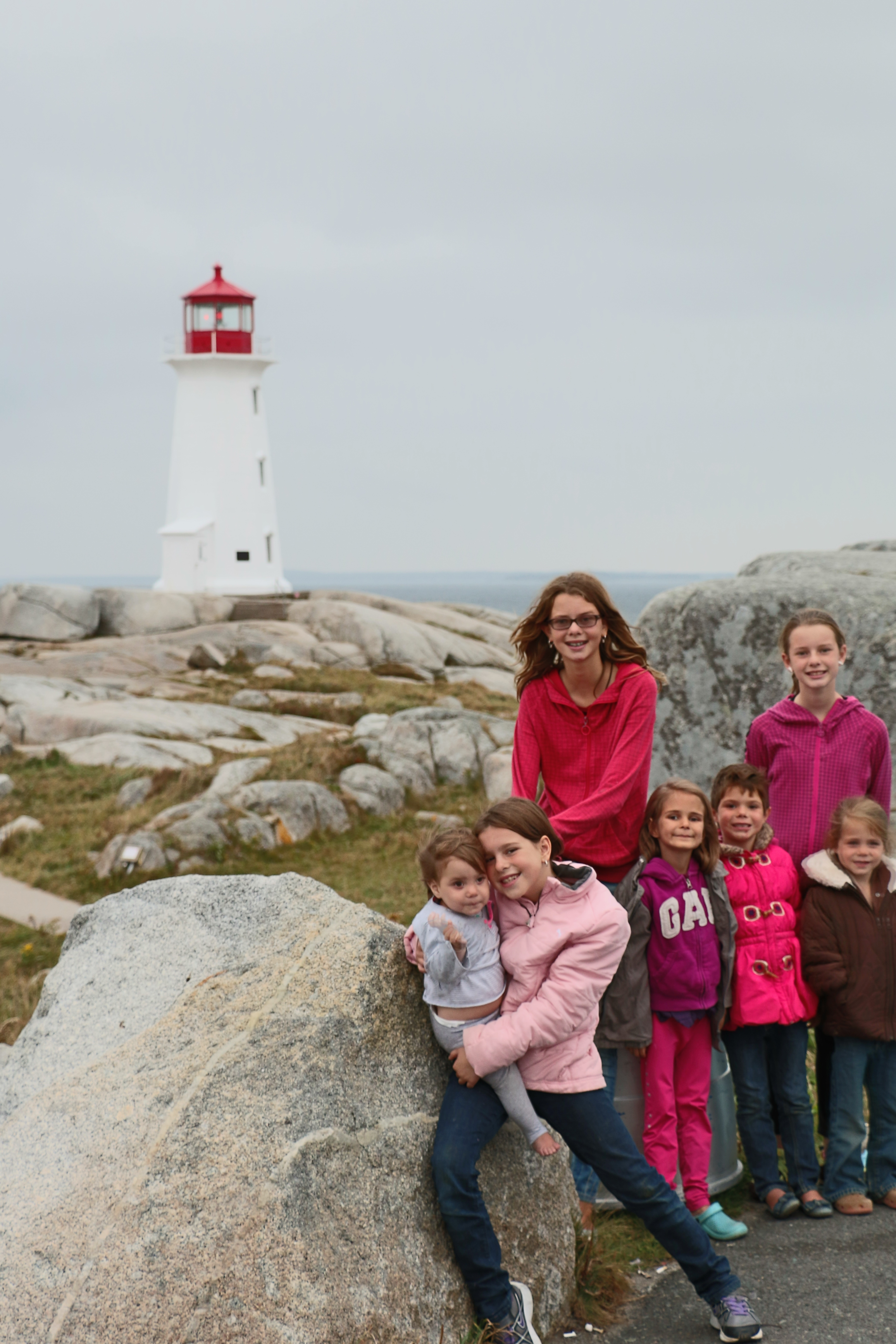 Farewell to Peggy's Cove and Nova Scotia