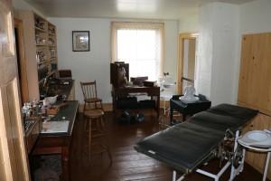 Sherbroke Village Doctor's Office