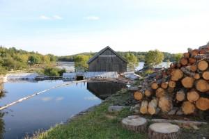 Sherbroke Village Saw Mill 2
