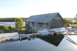 Sherbroke Village Saw Mill