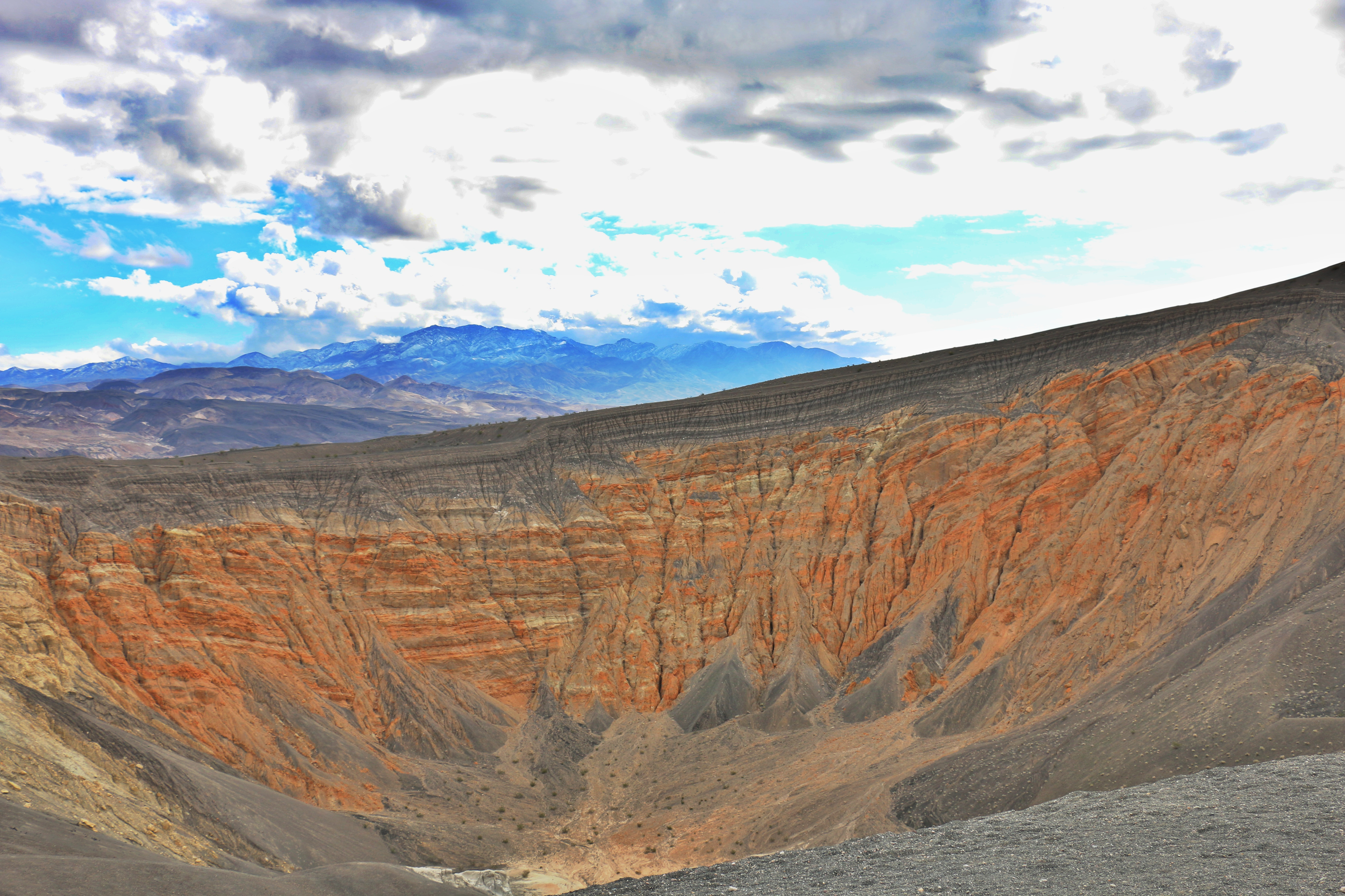 Day 10- Ubehebe Crater