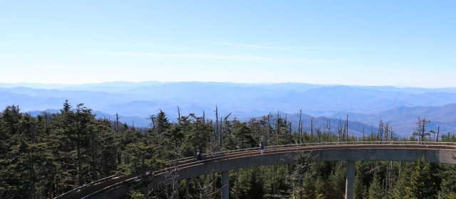 Day 9- Clingman's dome
