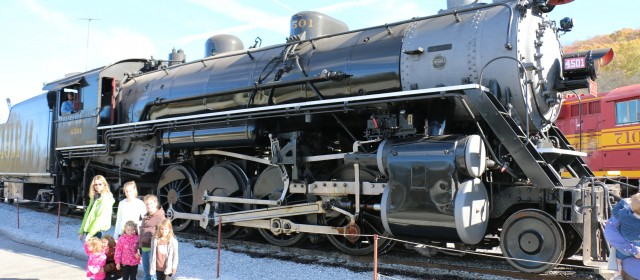 Day 10- Tennessee Valley Railroad Museum