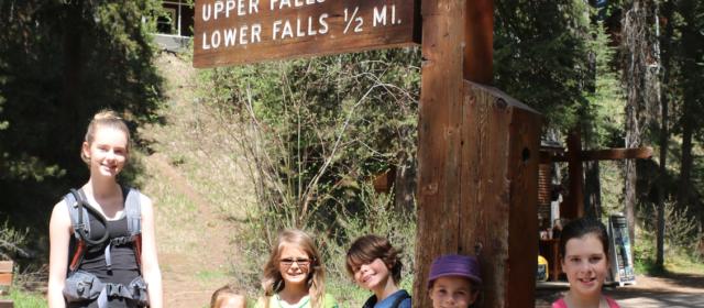 Day 12 – Johnston Canyon
