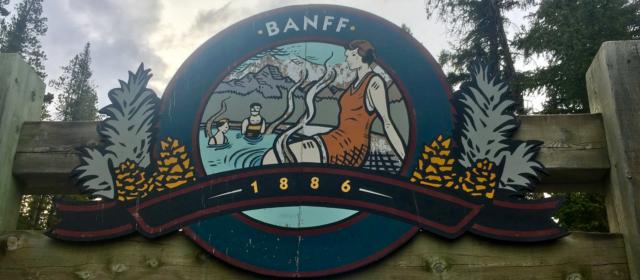 Day 13 – Banff Upper Hot Springs