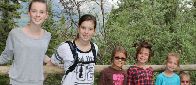 Day 16 – Grassi Lake