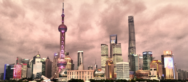 Day 20 – Shanghai skyline