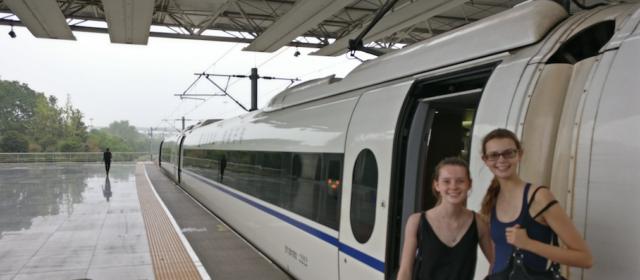 Day 30 – Leaving for Beijing