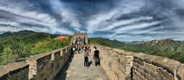 Day 31 – Great Wall at Mutianyu