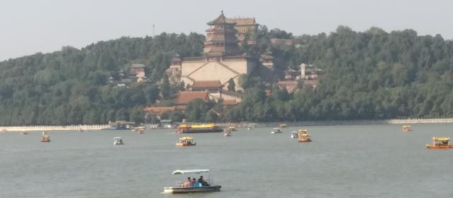 Day 32 – Summer Palace