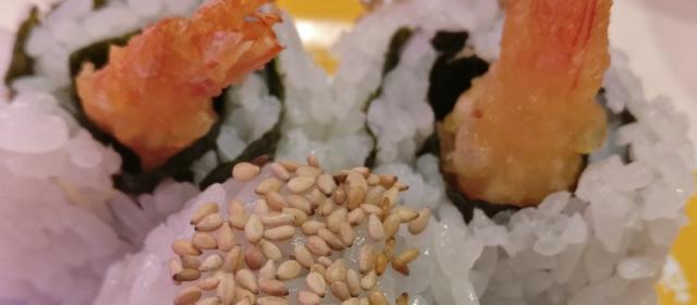 Tokyo Day 25 – Genki Sushi in Shibuya